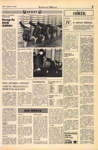 Somogyi Néplap, 1985. november 19.