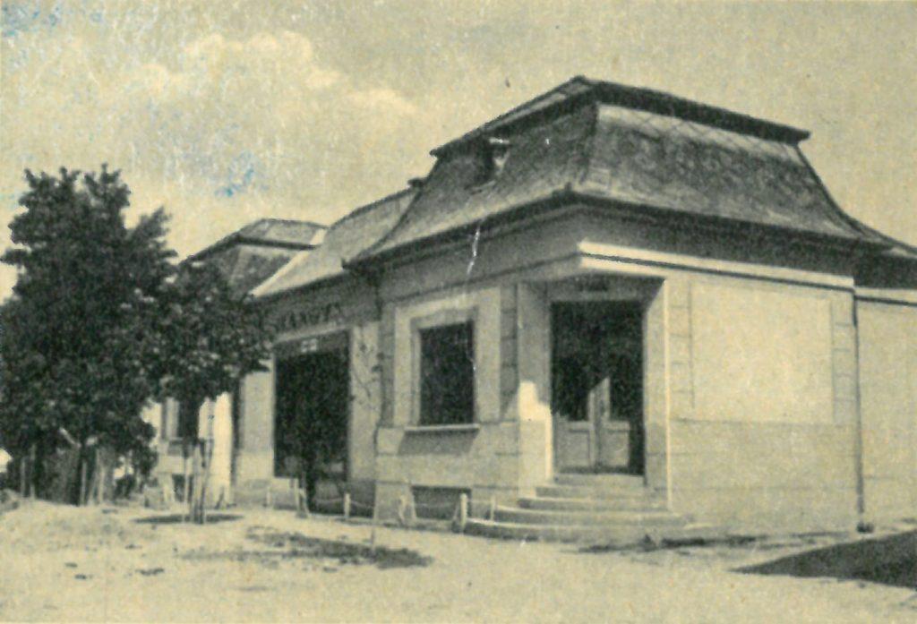 Hangya Szövetkezet Göllében (1942-43 között)