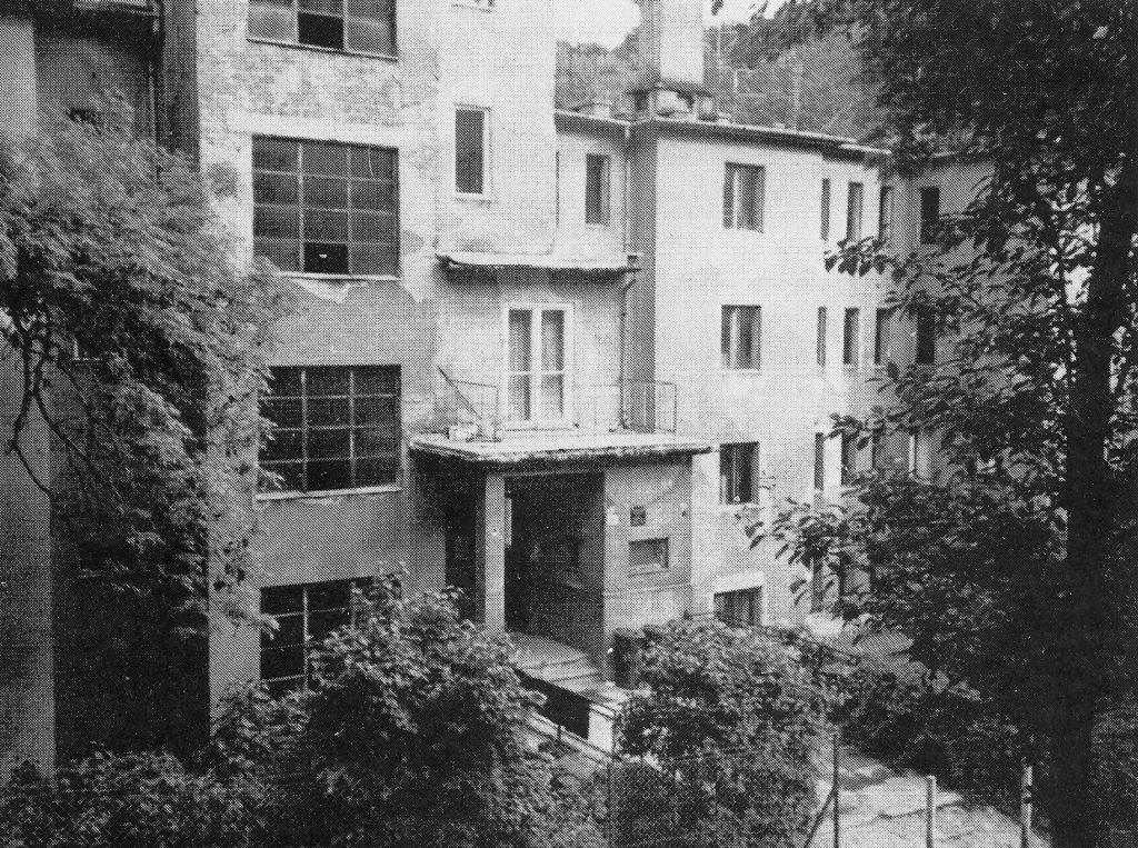 A hírhedt Hotel Majestic, ahol Rácz Valit is fogva tartották.